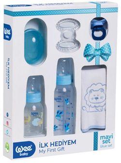 Set-cadou Wee baby blue (6 un.)