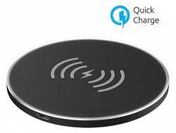 cumpără Încărcător wireless Partner 38528 Olmio 10 W, Black în Chișinău