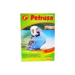 Корм для волнистых попугаев (баланс + мелок) 500 gr