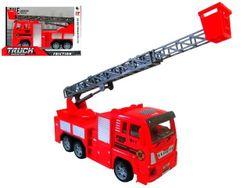 Машина пожарная 3 вида 1:18 27.5X17.5X10cm