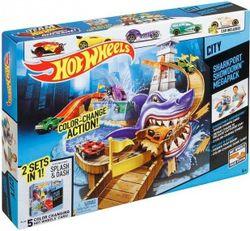 "Track Hot Wheels ""Vânătoare de rechini"", cod BGK04"