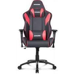Игровое кресло AKRacing Core LX Plus AK-LXPLUS-RD Black / Red,