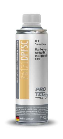 DPF Super Clean Curatator de filtru de particule