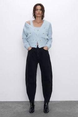 Pantaloni ZARA Negru 6164/061/800