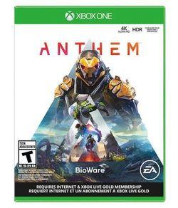 cumpără Game Xbox ANTHEM (Xbox One) în Chișinău