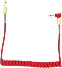 cumpără Cablu pentru AV Tellur TLL311061 Cable jack 3.5mm, 1.5m, Tellur Red în Chișinău