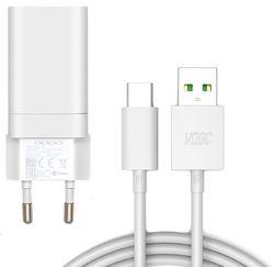 купить Зарядное устройство сетевое OPPO VOOC Flash Charger 5V/6A 30W White в Кишинёве