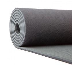 Mat pentru yoga Lotus Pro BLACK -6mm