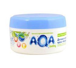 Cremă hidratantă pentru copii Aqa Baby 100 ml