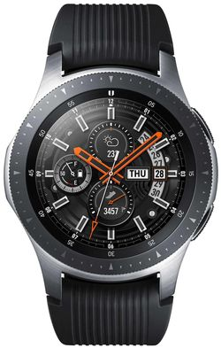 cumpără Ceas inteligent Samsung SM-R800 Galaxy Watch 46mm Silver în Chișinău