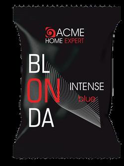 Pudră pentru decolorarea părului, ACME Home Expert Blonda Intense Blue, 30 gr.