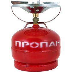 Газовый туристический баллон с горелкой 5 литров