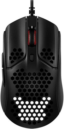 купить Мышь HyperX HMSH1-A-BK/G, Pulsefire Ultra-light hex shell design в Кишинёве