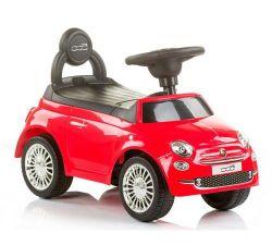 Машина Chipolino  Fiat 500 red