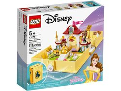 LEGO Disney Cartea aventurilor fantastice Belle, art. 43177