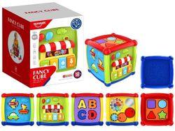 Куб развивающий для малышей Fancy cube