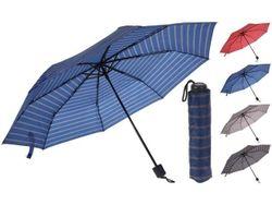 Зонт складной D105cm, в полоску