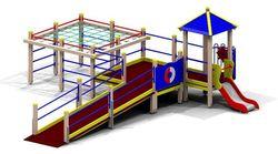 Игровой Комплекс OFM-1 для детей с ОВЗ