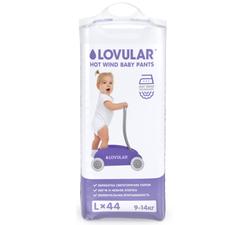 Подгузники-трусики Lovular Hot Wind L (9-14 kg) 44 шт