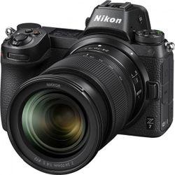 cumpără Aparat foto mirrorless Nikon Z7 + 24-70mm f4 Kit în Chișinău