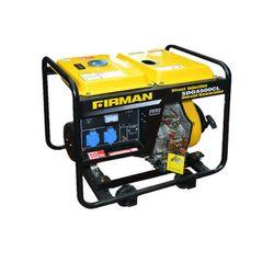 Генератор FIRMAN SDG 5500 CL AC 220В 4.5 кВт дизель