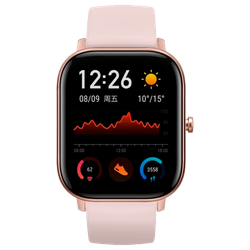 Xiaomi Amazfit GTS, Pink