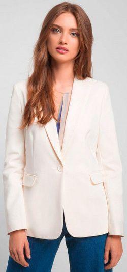 Пиджак ORSAY Белый 482299