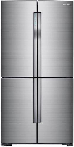 купить Холодильник SideBySide Samsung RF61K90407F/UA в Кишинёве