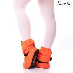 Sansha Booties Nebraska orange marime 37-38