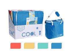 Сумка-холодильник тканевая Сool 24l 38X37X21cm, 4 цвета