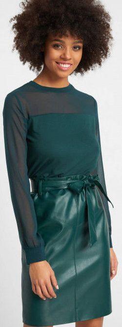 Майка ORSAY Темно зеленый 175057 orsay