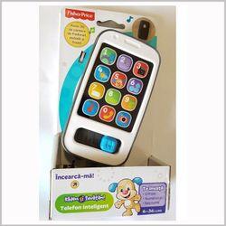 "Fisher Price  ""Smart Smartphone"" (ro), cod DMY77"