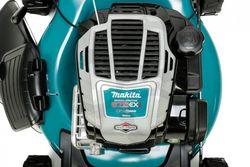 Maşina de tuns gazonul pe benzină Makita PLM5113N2