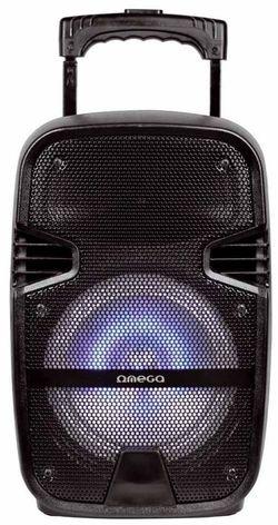 cumpără Boxă portativă Bluetooth Omega OG83B Karaoke 20W în Chișinău