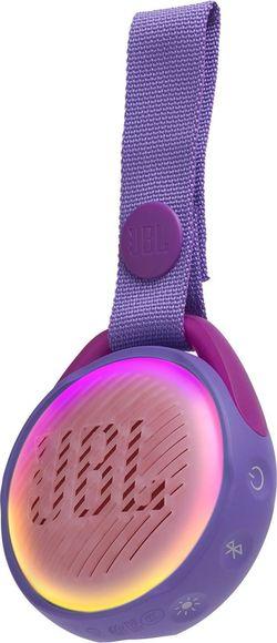 купить Колонка портативная Bluetooth JBL JR POP Purple/Pink в Кишинёве