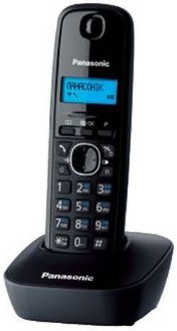 DECT телефон Panasonic KX-TG1611UAH