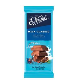 Ciocolată cu lapte Wedel Classic, 90g