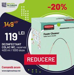 DEZINFECTANT COLAC WC, 400ML