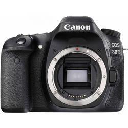 купить Фотоаппарат зеркальный Canon EOS 80D Body (1263C031) в Кишинёве