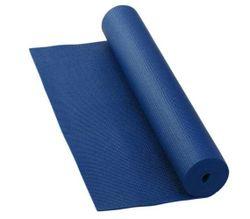 Mat pentru yoga Bodhi Yoga Mat Asana DARK BLUE -4.5mm