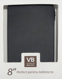 cumpără Husă p/u tabletă VB 8 eco-leather Negru NEW în Chișinău