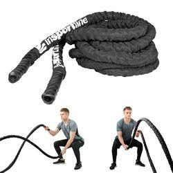 Канат для кроссфита в оплетке 9 м inSPORTline 12263 (2959) (под заказ)