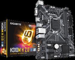 MB Gigabyte H310M H 2.0 mATX