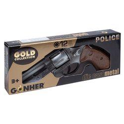 Револьвер полицейский (12 зарядный), код 44076