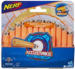 Set de cartuș cu 12 piese N-Strike Elite AccuStrike, cod 41735