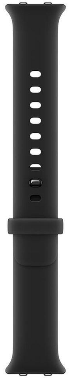 купить Аксессуар для моб. устройства OPPO Rubber Strap Watch Fluorous 46mm Black в Кишинёве