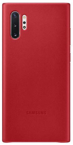 купить Чехол для моб.устройства Samsung EF-VN975 Leather Cover Red в Кишинёве