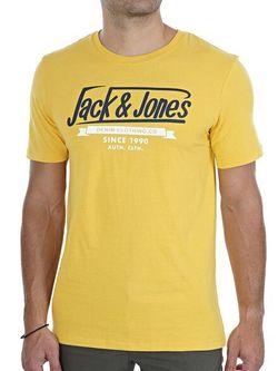Tricou JACK&JONES Galben 12172368