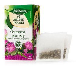 Чай травяной Polish Herbarium Thistle, 20 шт