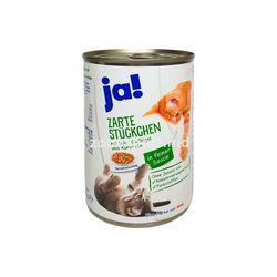 Ja! с дичью, птицей и морковью в соусе 415 gr